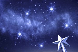 Forever Stars Background