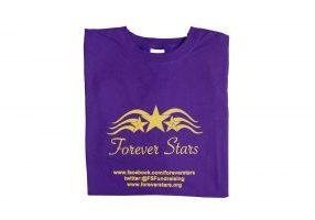 Forever Stars Folded T Shirt